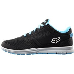 Fox Black/Blue Motion Select Shoes - 04883-013-10