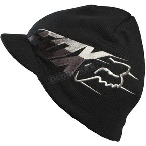 Fox Black Superfaster Beanie - 06552-001-OS