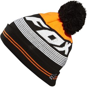 Fox Black Imperfection Beanie - 06572-001-OS