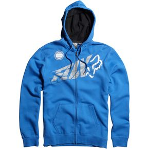 Fox Royal Blue Riptide Zip Hoody - 06586-159-L