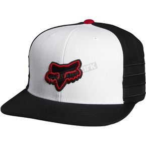 Fox Black Acclimation Snapback Hat - 06619-001-OS