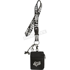 Fox Black Conquer Lanyard - 06989-001