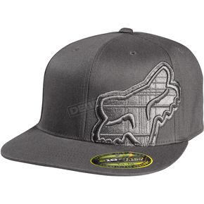 Fox Charcoal Fox Trot 210 Fitted Hat - 07466-028-L/XL