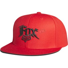 Fox Red Decade Snapback Hat - 08106-003-OS
