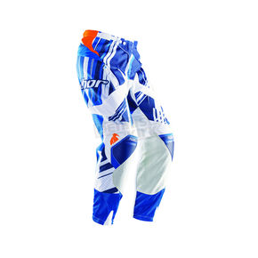 Thor Blue Shred Flux Pants - 2901-4367