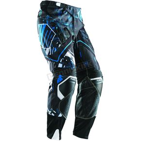 Thor Blue Blocked Flux Pants - 2901-4379
