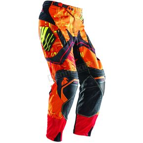Thor Yellow Blocked Flux Pants - 2901-4385