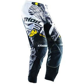 Thor Yellow Fusion Core Pants - 2901-4421