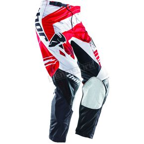 Thor Red Swipe Phase Pants - 2901-4496