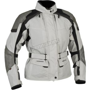 Firstgear Silver/Dark Gray Kilimanjaro Jacket - 51-5452