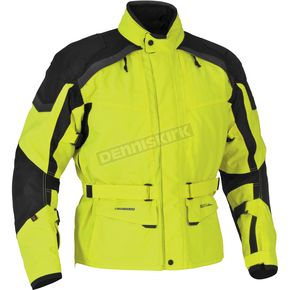 Firstgear DayGlo/Black Kilimanjaro Jacket - 515469