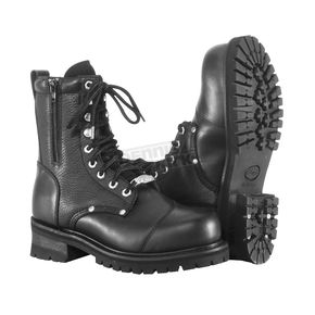 River Road Double Zipper Field Boots - 09-8140