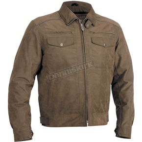 River Road Brown Laughlin Jacket - 09-4892