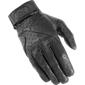 River Road Womens Mesa Perforated Leather Gloves - 09-4951