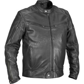 River Road Muskogee Cool Leather Jacket - 09-4962