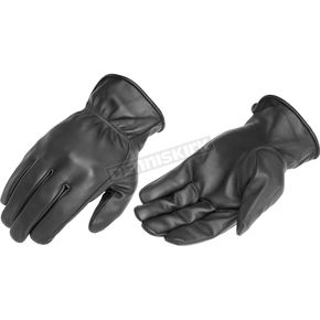 River Road Rally Leather Gloves - 09-3675