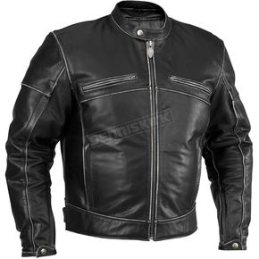 River Road Rambler Vintage Leather Jacket - 09-3913