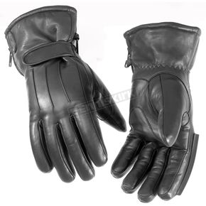 River Road Womens Taos Cold Weather Leather Gloves - 09-1599