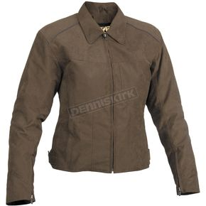 River Road Womens Brown Topaz Jacket - 09-4903