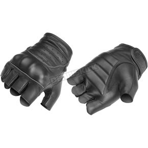 River Road Twin Iron Shorty Leather Gloves - 09-3687