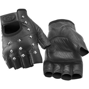 River Road Vegas Shorty Leather Gloves - 09-3473