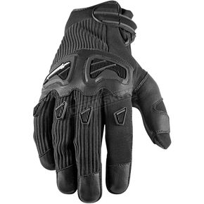 Speed and Strength Off The Chain Leather-Textile Gloves - 87-5146