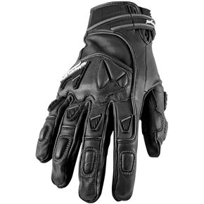 Speed and Strength Womens Little Miss Dangerous Leather Gloves - 87-5172