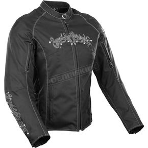 Speed and Strength Womens To The Nines Textile Jacket  - 87-5588