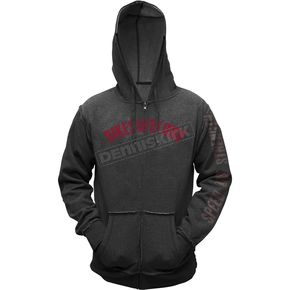 Speed and Strength Bikes Are In My Blood Hoody - 87-5624