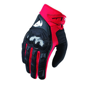 Thor Red/Black Impact Gloves - 3330-2834