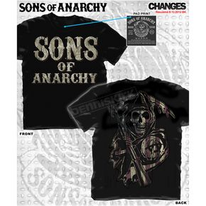 Sons of Anarchy Americana Samcro T-Shirt - 28-635-216-XXL