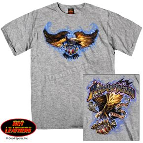 Hot Leathers American Road T-Shirt - GMD1207XXXL