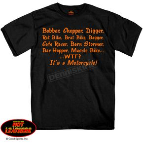 Hot Leathers Its a Motorcycle T-Shirt - GSB337L