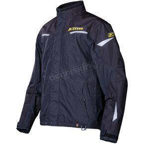 Klim Black/White/Yellow Overland Jacket - 6029-000-170-000