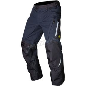 Klim Black/White/Yellow Tall Overland Pant - 6030-000-232-000