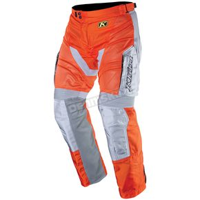 Klim Orange/Gray Mojave Pant - 3143-002-030-400