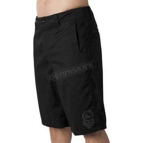 Metal Mulisha Issue V Black Shorts - 35-0300