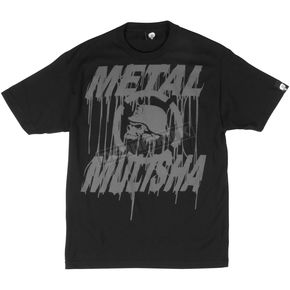 Metal Mulisha Goo Black T-Shirt - 35-0673