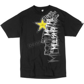 Metal Mulisha Conceal Black T-Shirt - 35-0738