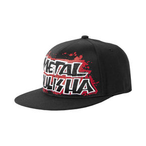 Metal Mulisha Bloodshed Flex-Fit Black/Red Hat - 35-0749