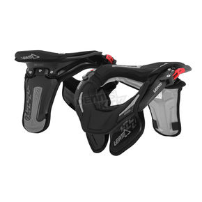 Leatt Black GPX Offroad Race Brace - 1000220002