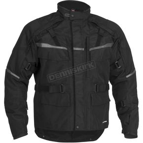 Firstgear Jaunt T2 Black Jacket - 515653