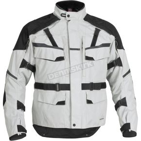 Firstgear Jaunt T2 Silver/Black Jacket - 515667
