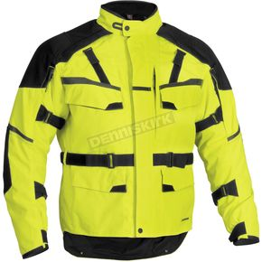 Firstgear Jaunt T2 Dayglo/Black Jacket - 515674