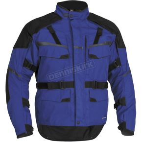 Firstgear Jaunt T2 Blue/Black Jacket - 51-5684