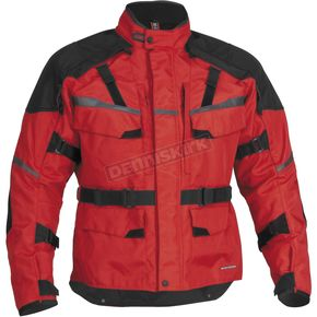 Firstgear Jaunt T2 Red/Black Jacket - 51-5694