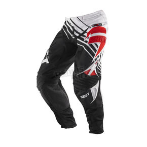 Shift Satellite Red/Black Faction Pants - 07239-055-28