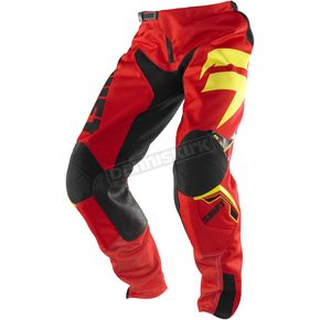 Shift Legion Red/Yellow Strike Pants - 07243-080-28