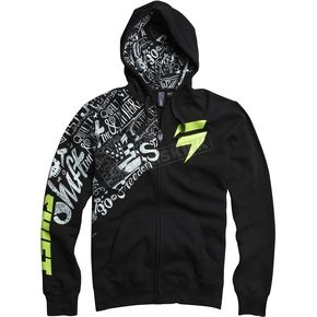 Shift Masked Zip Hoody - 07263-001-L