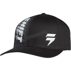 Shift Black Glory Flex-Fit Hat - 07268-001-L/XL